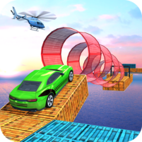 Impossible Race Tracks: Car Stunt Games 3d 2020 1.12 APK Cracked Downlaod – PRO for android