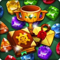 Jewel Voyage: Match-3 puzzle 1.8.0  APK Cracked Downlaod – PRO for android