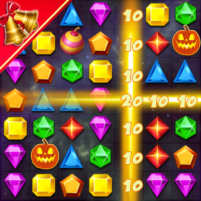 Jewels Classic – Match 3 1.8.01  APK Cracked Downlaod – PRO for android