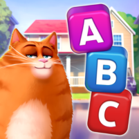 🔥Kitty Scramble: Word Stacks 1.207.2 APK Cracked Downlaod – PRO for android