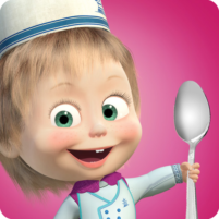 Masha and Bear: Cooking Dash 1.3.6 APK Cracked Downlaod – PRO for android