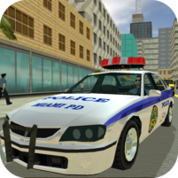 Miami Crime Police  2.7 APK Cracked Downlaod – PRO for android
