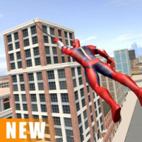 Miami Rope Hero Spider Open World City Gangster 1.0.25 APK Cracked Downlaod – PRO for android