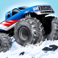 Monster Stunts — monster truck stunt racing game 5.12.58 APK Cracked Downlaod – PRO for android