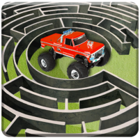 Monster Truck Maze Driving 2020: 3D RC Truck Games 2.1 APK Cracked Downlaod – PRO for android