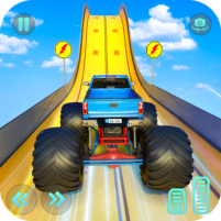 Monster Truck Race Car Game  1.50 APK Cracked Downlaod – PRO for android