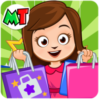 My Town: Shopping Mall – Shop & Dress Up Girl Game 1.12 APK Cracked Downlaod – PRO for android