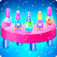 Nail makeup Kit: Fashion doll girls games 2020 1.0.5 APK Cracked Downlaod – PRO for android