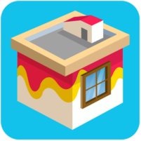 Paint wall | Exciting House Painting Puzzle Game 8.53 APK Cracked Downlaod – PRO for android