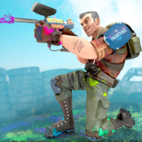 Paintball Shooting Games 3D 3.8 APK Cracked Downlaod – PRO for android