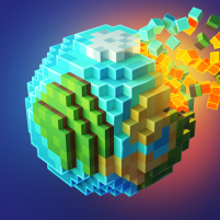 PlanetCraft Block Craft Games 5.0.2 APK Cracked Downlaod – PRO for android