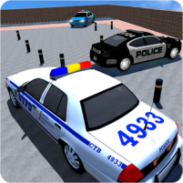 Police Car Parking Mania 3D Simulation 1.24 APK Cracked Downlaod – PRO for android