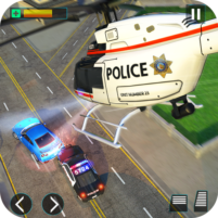 Police Cop Chase Racing: City Crime  APK Cracked Downlaod – PRO for android 0.7