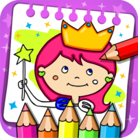 Princess Coloring Book & Games  1.56 APK Cracked Downlaod – PRO for android