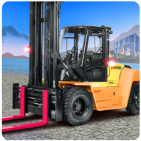 Real Forklift Simulator 2019: Cargo Forklift Games 3.5  APK Cracked Downlaod – PRO for android