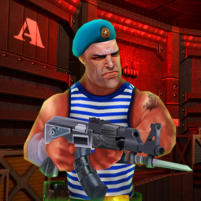 Rocket Clash 3D – Third person shooter multiplayer 1.8 APK Cracked Downlaod – PRO for android