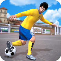 Street Soccer League 3D: Play Live Football Games 2.6 APK Cracked Downlaod – PRO for android