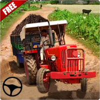 Tractor Trolley: Offroad Driving Tractor Trolley 1.5 APK Cracked Downlaod – PRO for android