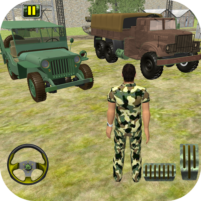 US Army Off-road Truck Driver 3D 1.1 APK Cracked Downlaod – PRO for android