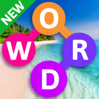 Word Beach: Fun Relaxing Word Search Puzzle Games 2.01.15.02 APK Cracked Downlaod – PRO for android