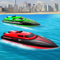 Xtreme Boat Racing 2019: Speed Jet Ski Stunt Games  2.0.9 APK Cracked Downlaod – PRO for android
