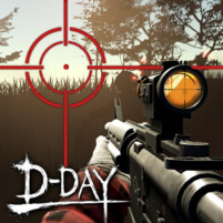 Zombie Shooting Game: Zombie Hunter D-Day  1.0.823 APK Cracked Downlaod – PRO for android