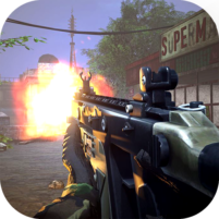zombie shooting survive – zombie fps game APK Cracked Downlaod – PRO for android
