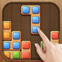 Color Wood Block Puzzle – Free Fun Drop Brain Game  1.4.12 APK Cracked Downlaod – PRO for android