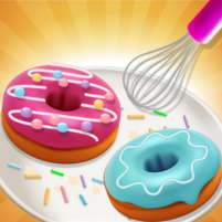 Donuts Factory Game : Donuts Cooking Game 1.0.3 APK Cracked Downlaod – PRO for android