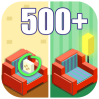 Find The Differences 500 – Sweet Home Design 1.3.1 APK Cracked Downlaod – PRO for android