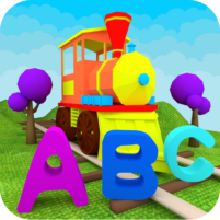 Learn ABC Alphabet – Train Game For Preschool Kids 2.1 APK Cracked Downlaod – PRO for android