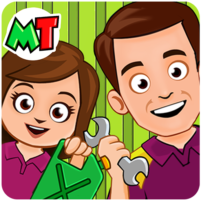 My Town: Car Repair – Garage & Mechanic Workshop  1.11 APK Cracked Downlaod – PRO for android