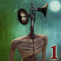 Siren Head Reborn – Scp Forest Hunter 1.1 APK Cracked Downlaod – PRO for android