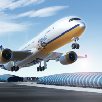 Airline Commander A real flight experience  1.4.0 APK Cracked Downlaod – PRO for android