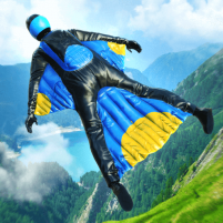 Base Jump Wing Suit Flying  1.0 APK Cracked Downlaod – PRO for android