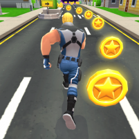 Battle Run Runner Game  1.2.0 APK Cracked Downlaod – PRO for android