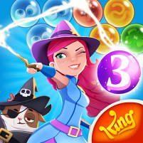Bubble Witch 3 Saga  APK Cracked Downlaod – PRO for android