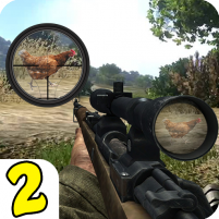 Chicken Shoot II Sniper Shooter 1.1.6 APK Cracked Downlaod – PRO for android