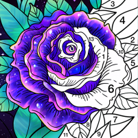 Coloring Book Color by Number & Paint by Number  2.0.5 APK Cracked Downlaod – PRO for android