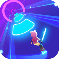 Cyber Surfer Free Music Game – the Rhythm Knight  1.0.60 APK Cracked Downlaod – PRO for android