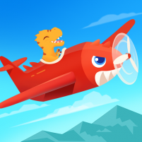 Dinosaur Plane – Plane piloting game for kids 1.1.0 APK Cracked Downlaod – PRO for android
