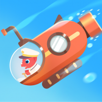 Dinosaur Submarine: Games for kids & toddlers 1.0.5 APK Cracked Downlaod – PRO for android