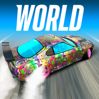 Drift Max World – Drift Racing Game 3.0.1 APK Cracked Downlaod – PRO for android