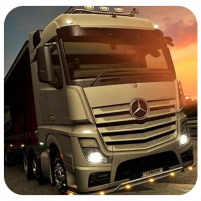 European Transport Trucking Driving Simulator 2.2 APK Cracked Downlaod – PRO for android