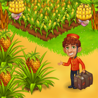 Farm Paradise – Fun farm trade game at lost island 2.17 APK Cracked Downlaod – PRO for android