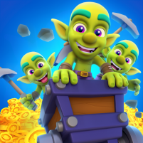 Gold and Goblins: Idle Miner 1.1.5 APK Cracked Downlaod – PRO for android