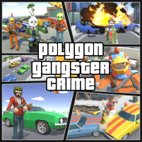 Grand City Theft War: Polygon Open World Crime 2.1.7 APK Cracked Downlaod – PRO for android