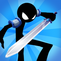 Idle Stickman Heroes: Monster Age  1.0.18 APK Cracked Downlaod – PRO for android