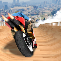 Impossible Mega Ramp Moto Bike Rider Stunts Racing 1.34 APK Cracked Downlaod – PRO for android