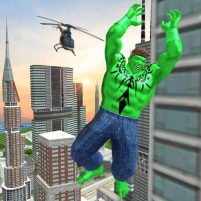Incredible City Monster Hero Survival 3.9 APK Cracked Downlaod – PRO for android